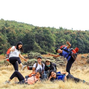 Open Trip - Papandayan